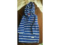 Joules towelling robe