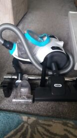Vax pet impact cylinder hoover