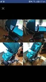Mothercare roam pushchair