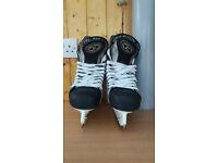 Pro skates - EASTON (Bauer) ULTRA LITE PRO - Ice Hockey Skates - Boot size 9E - UK 9.5