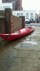 Perception Fastnet Kayak