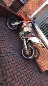 Ktm 350 sfx 2012 vvvv quick bike