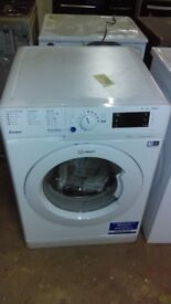 INDESIT 9kg WASHING MACHINE ex display