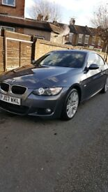 BMW 3 Series 2.0 320d M Sport 2dr E92 AUTOMATIC