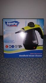 Electric Steam Cleaner Portable Hand Held Powerful Steamer Cleaning Set