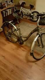 Trek woman bike size m