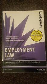 EMPLOYMENT LAW- DAVID CABRELLI - 4TH EDITION