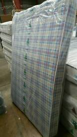 BRAND NEW DOUBLE MATTRESS. FREE DELIVERY