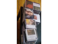32 CDs (job lot) Pop, rock, alt.rock, blues, jazz, singer/songwriters. List of titles in description