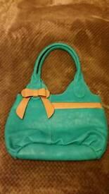 Brand New Teal Blue Bag