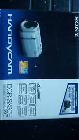 Sony Handycam Camcorder DCR SX30E