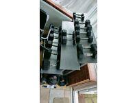 Dumbell rack, heavy