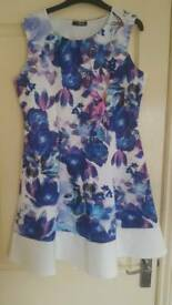 Ladies Quiz dress size 18 new with tags