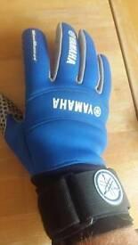 Yamaha jetski gloves. Size L and M