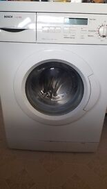Brilliant condition fully working 8kg Bosch Washing Machine Model: Logixx 1200
