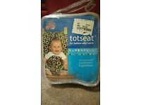 Totseat - washable squashable highchair