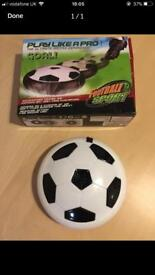 Hover football game