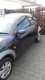 Ford KA good condition one owner, full service history 2 new front tyres and new battery