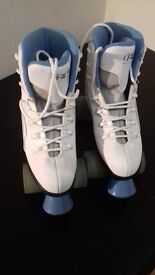 Roller Skates AS NEW USED ONCE