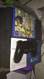 PS4 500GB x FIFA 17