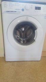 Washing machine less than a year old