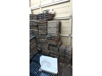 !!!GRAB A BARGAIN NEED GONE ASAP!!! FORTICRETE GEMINI ROOF TILES