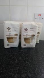 Doves Farm Gluten Free Rice Flour 4x1KG
