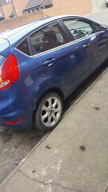 Ford Fiesta 1.4 titanium diesel