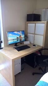 Ikea Office table for sale
