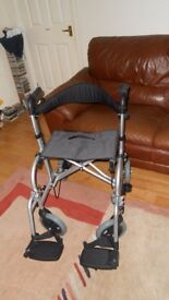 Rollator Chair/Walker, almost new, foldaway, Bargain at £30