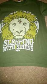 Sleeping with sirens bulk t-shirts