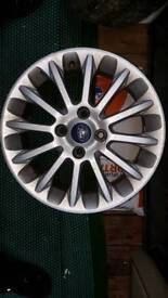 Ford Fiest Alloy