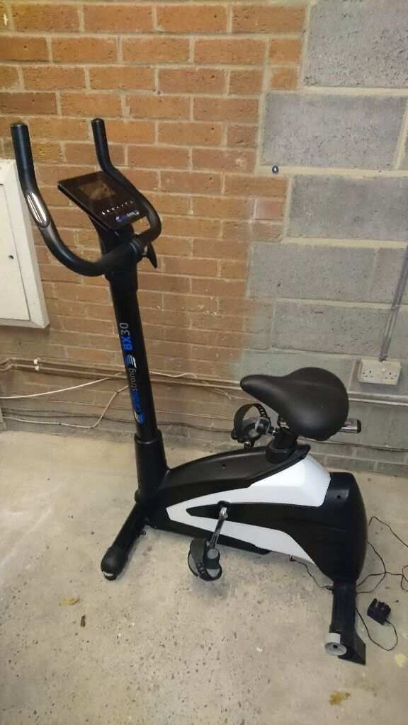 Cardiostrong exercise bike in