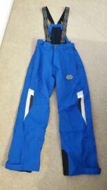 ski snowboard trousers size 8 dare2be
