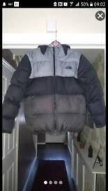 Kids revisable northface coat