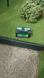 Large diseal battery