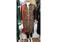 Pakistani designer casual winter suits