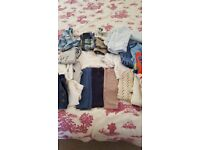 Bundle of 0-3 months clothing
