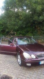 Lexus GS300 SOLD
