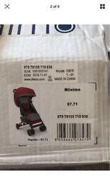 Brand new Chicco strollers