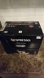 Nespresso lattissima+
