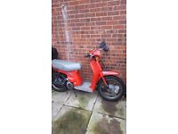 Honda sh 50 for sale is very good condition