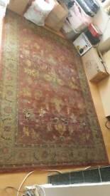 160 x 230 rug vintage look