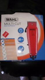 Wahl multi cut dog clippers