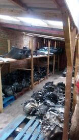 Engine Gearbox