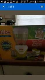 Brand new baby food blender