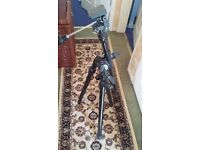for sale, Benbo tripod, ideal for nature photography, and all those tricky positions