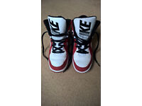 35d22955a7c Nike high top basketball shoes trainers boots UK size 5.5 (38.5)