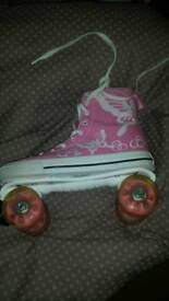 Rollers skates size 7