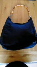 Russell & Bromley black bag
